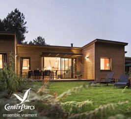 center parcs bois aux daims r servez votre entr e la journ e ou votre s jour en cottage. Black Bedroom Furniture Sets. Home Design Ideas